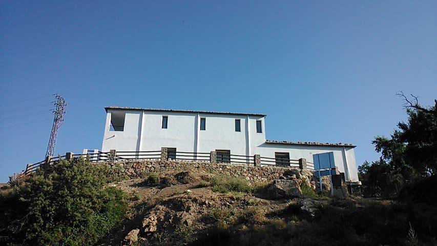 El Mirador de El Fuerte  - Juviles - Hostel