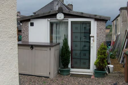 converted garage with extension - Alloa - Lain-lain
