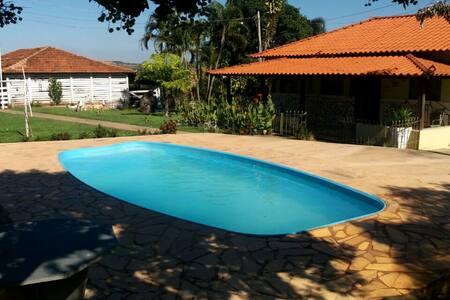 Sítio São Simão Abaeté/MG