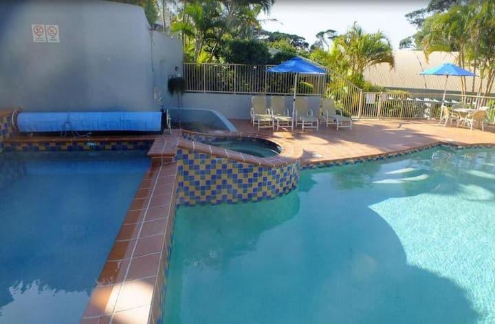 Classic Room Resort View At Port Stephens