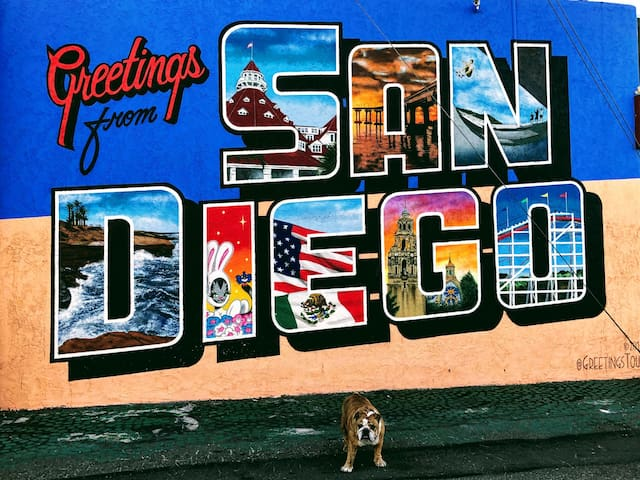 Guidebook for San Diego