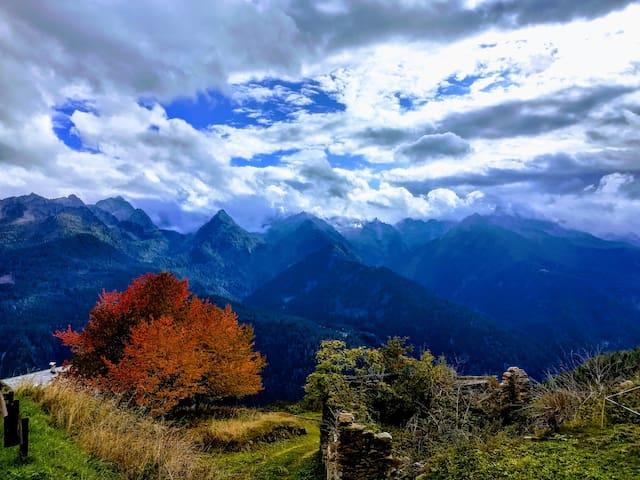 Appartamemto sui monti
