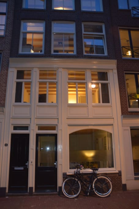 The apartment in the evening #2