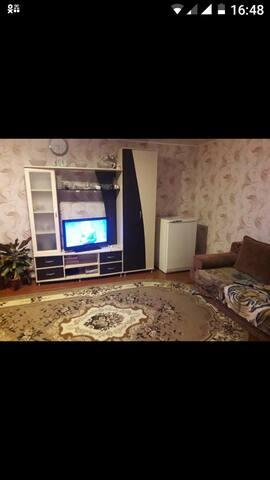 2-х комнатная квартира в Шерегеше