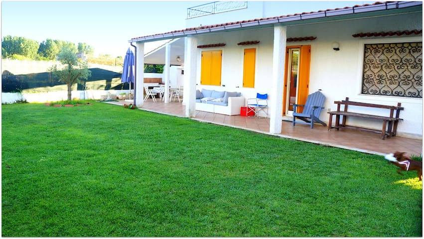 Villa INVIAGGIO (pool and big garden) - Terracina - House