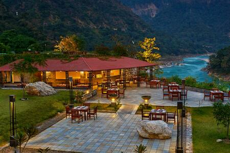 1 BR apartment - Scenic Himalayas and Ganges - Rishikesh