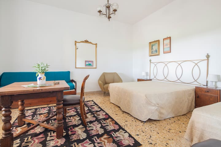 B&B PAESTUM HOUSE a 300m dai Templi - Paestum - Bed & Breakfast