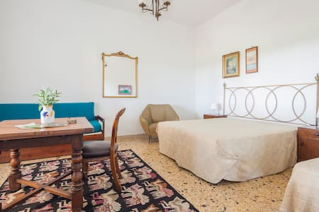 B&B PAESTUM HOUSE- Athena room - a 300m dai Templi