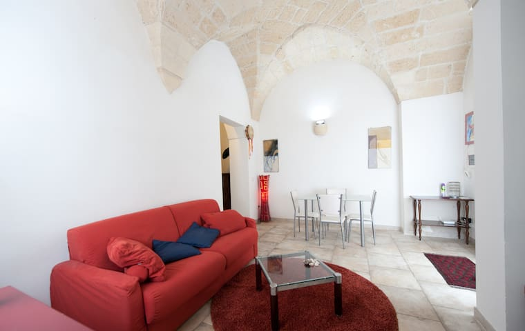 *Sweet home in the heart of the Baroque* - Lecce - House
