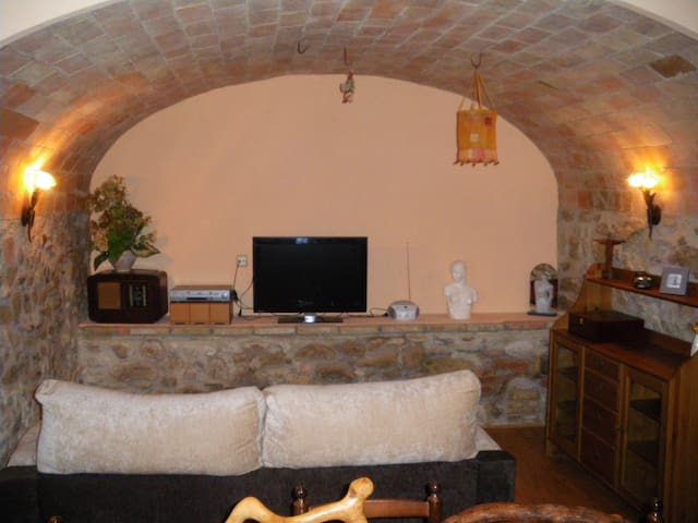 Bonito apartamento Rural - Creixell - Appartement