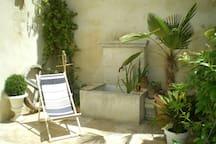 Chambre de charme proche d'Avignon et Pont du Gard