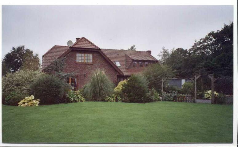 Ferienwohnung Rosendahl - Neuenburg -