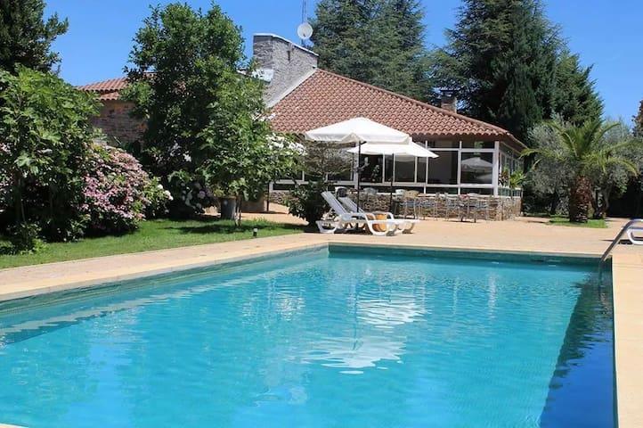 Quinta da Boa Ventura - Bragança - บ้าน