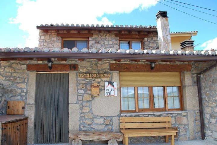 Casa Rural en Gredos Tio Eulogio