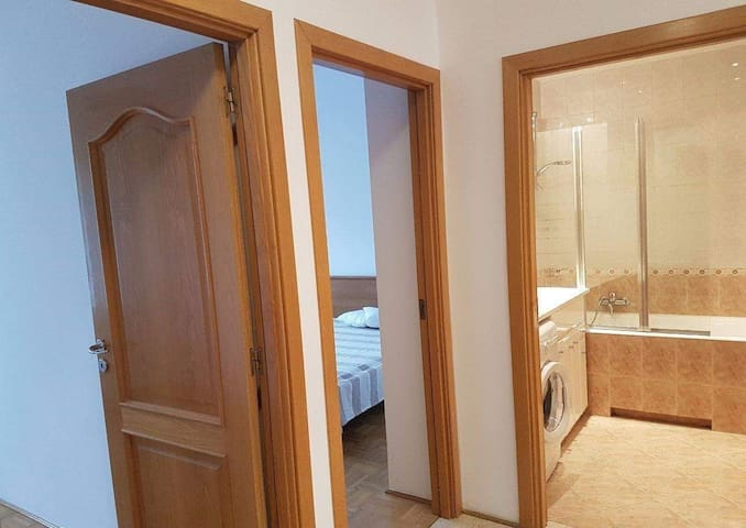 Comfortable and cosy room in good localisation.