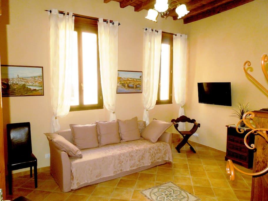 Living Room Salone
