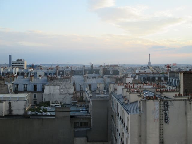 2Bedrooms Appartment. Best view!!