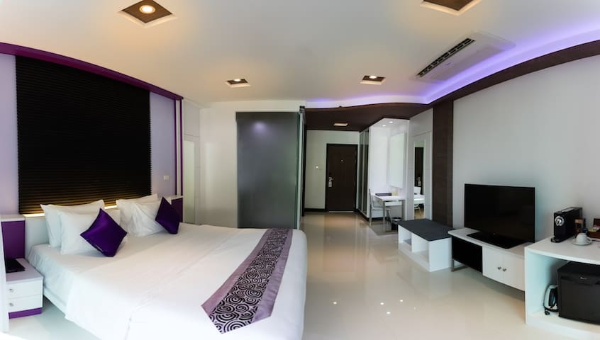 Stylish and large room in Krabi