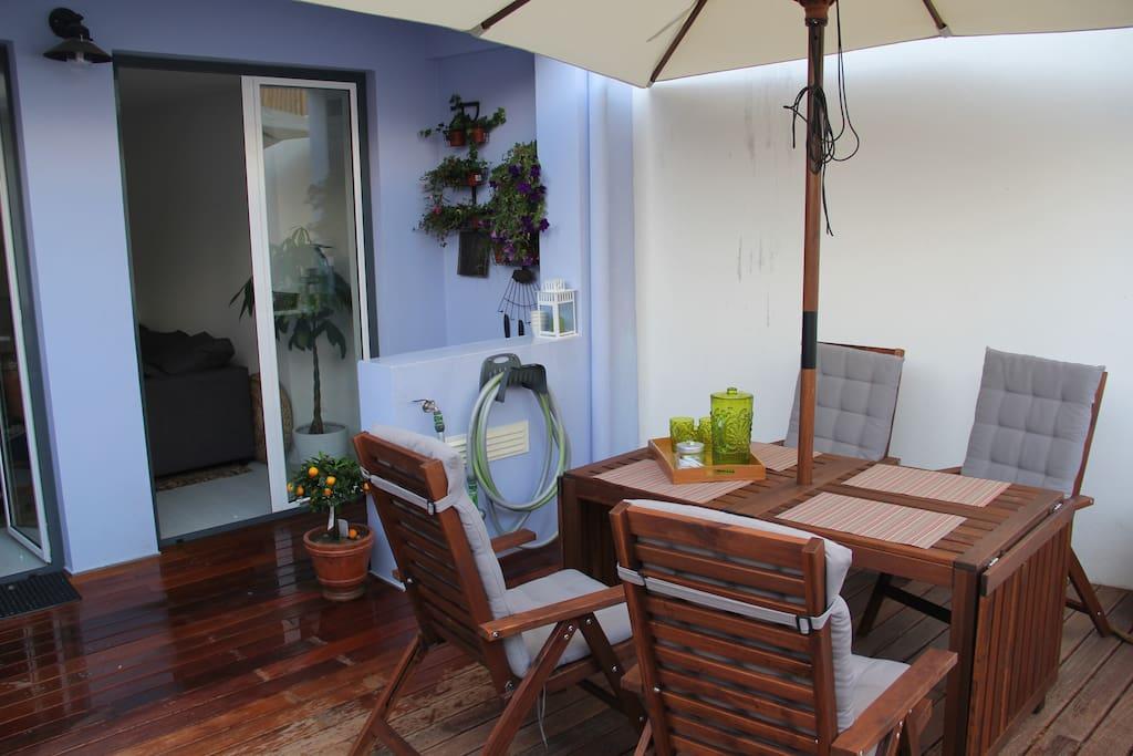 Relax spot- Garden!