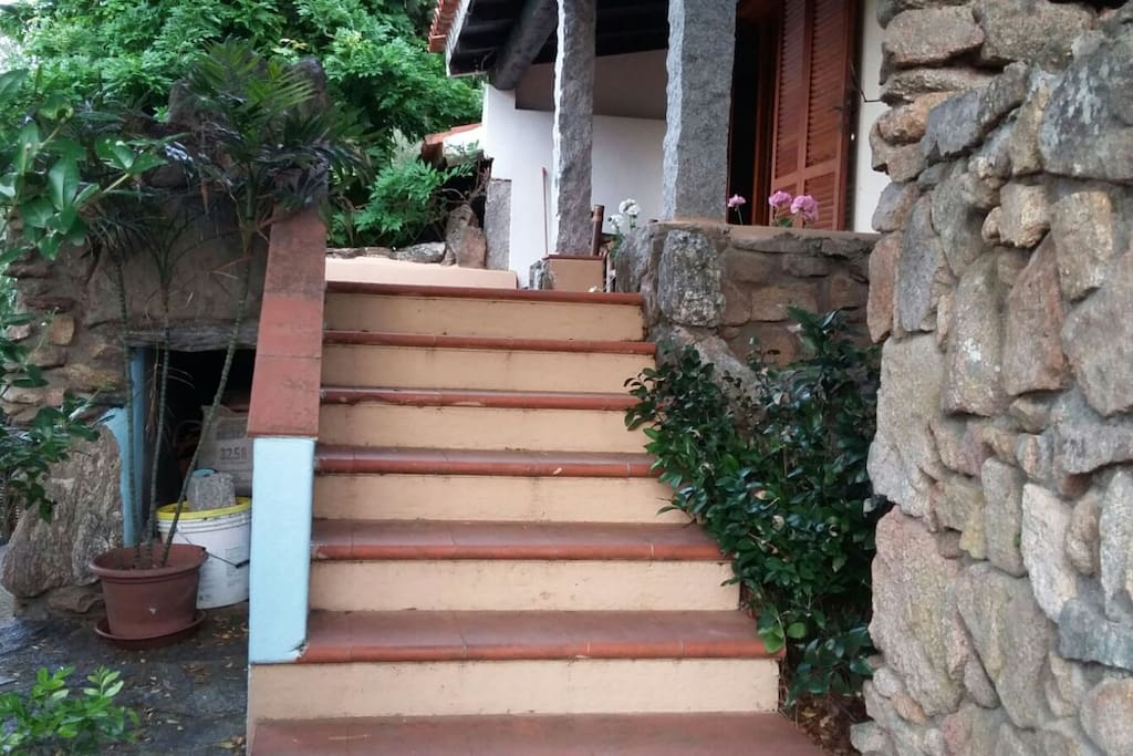 ...Scale Ingresso Casa...