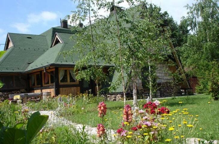 Zeleni Čardaci Žubor 2 apartment