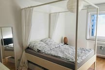 Cozy room close to BMW Museum and Olympiapark