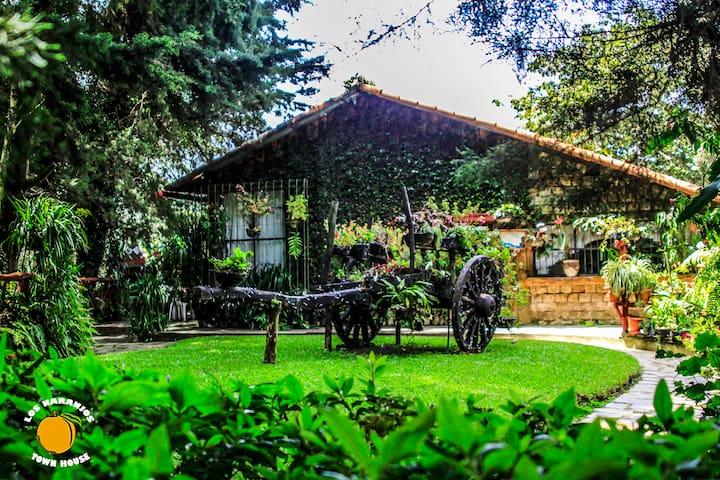 Cabin House @ Los Naranjos - Los Naranjos - Rumah