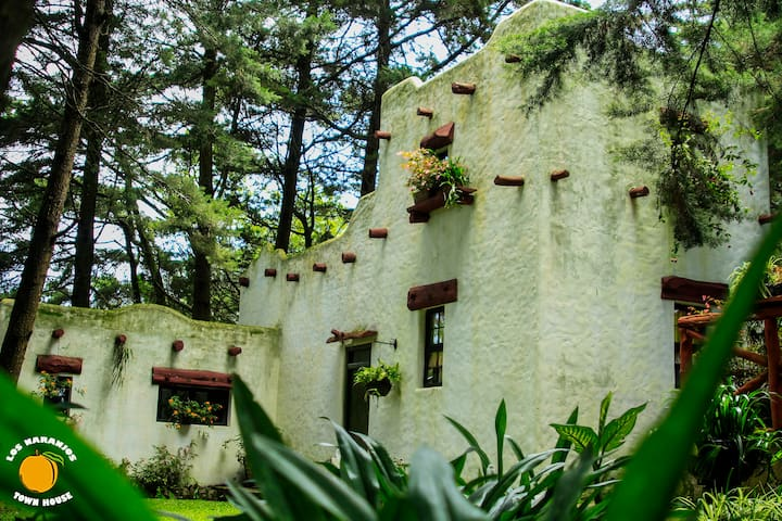 Santa Fe House @ Los Naranjos  - San Salvador - Rumah