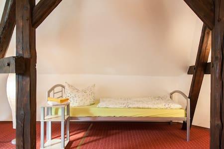 Zimmervermietung - Seegebiet Mansfelder Land - Rumah