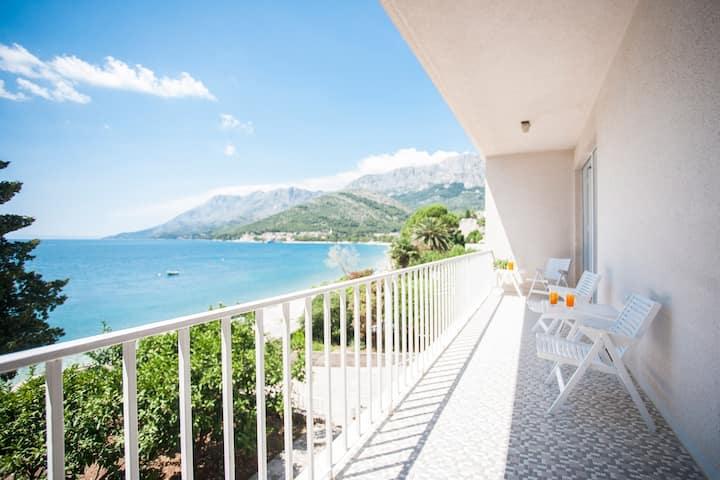 Modernist beach villa
