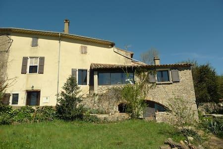 Maison de village en Cévennes - Colognac