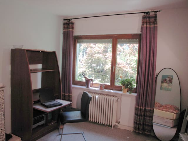 Close to City & TU (Uni of Techn.) - Darmstadt - Apartment