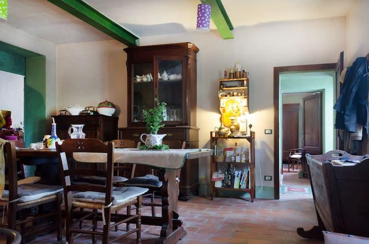 Casale di Beatrice camera matrimoniale