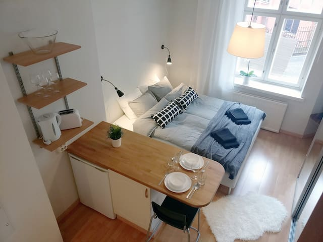 Cozy studio in the heart of Helsinki
