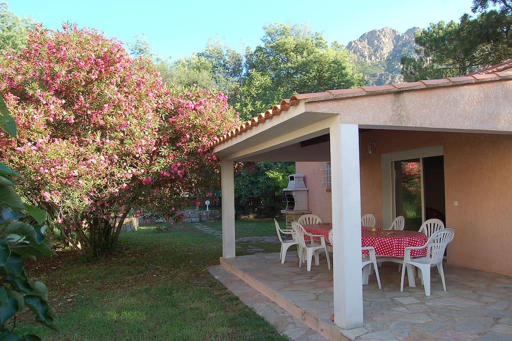 Villa Avec Piscine Chauff E Privative Et S Curis E