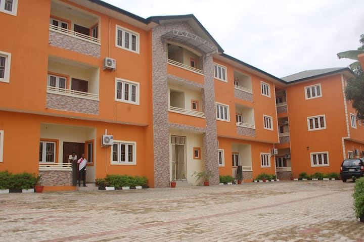 Waterworld Apartments & Suites (9nos), Ibadan
