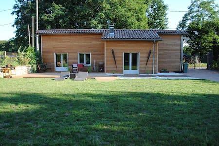 Maison pour break à la campagne - Dracé - Casa