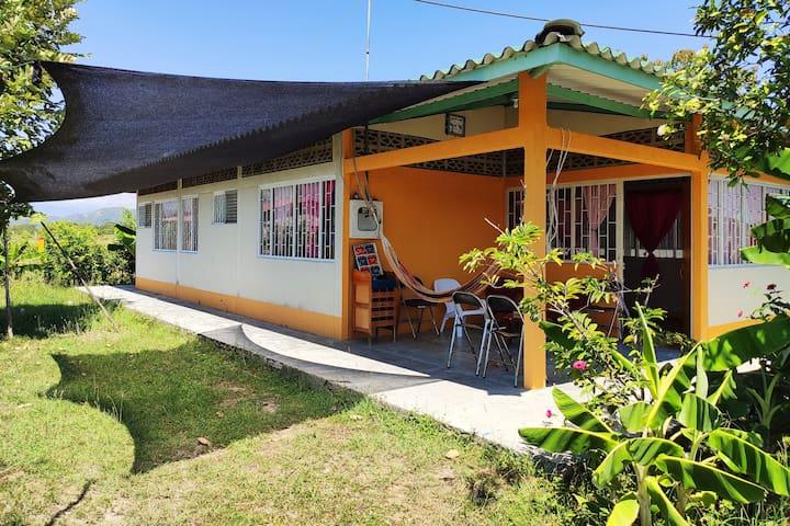 Guamo, Tolima. Acogedora Casa - en Zona rural