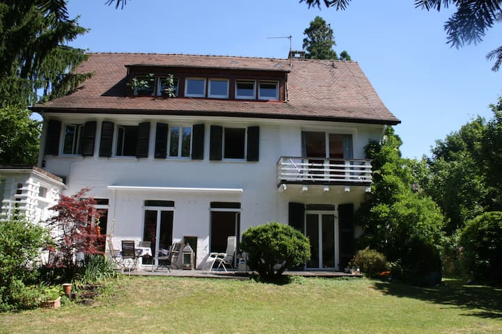 topcentral,quiet, green and special - Fribourg - Appartement en résidence