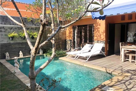Nuansa Cliff House 2bedrooms, Jimbaran