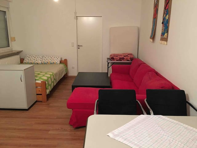 Apartment near Frankfurt City/Airport/Hbf Station