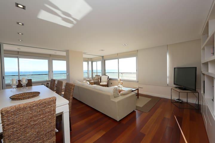 Apartamento lujo primera línea playa San Juan