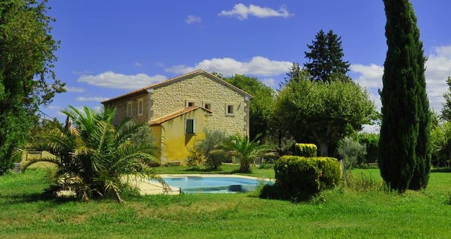 LS7-269CHINAIO in Senas near Aix in Provence - Senas - Casa