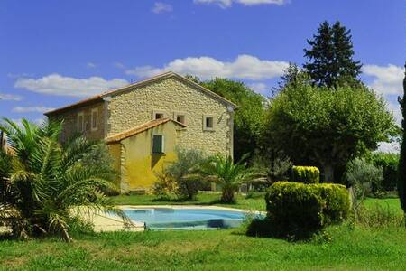 LS7-269CHINAIO in Senas near Aix in Provence - Senas - Haus