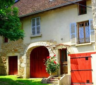Jura retreat - Franche-Comté