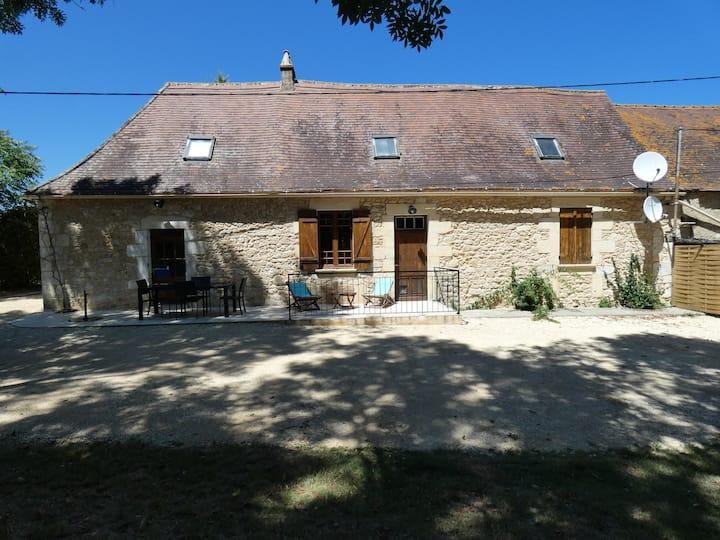 BERGERAC Maison typique du Périgord