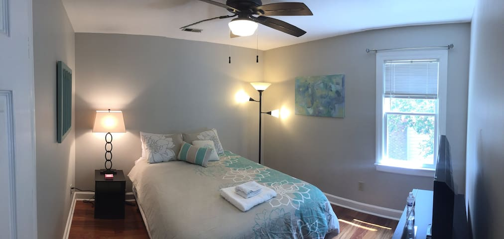 Cozy Private Room in Heart of Cary