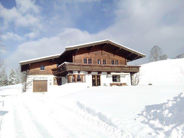 Idyllisches Landhaus in Tirol - Schwendt - Dom
