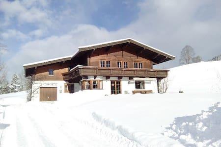 Idyllisches Landhaus in Tirol - Schwendt