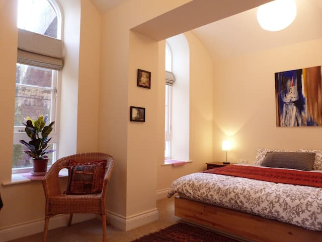 The Old Bill - spacious flat in central Lewes - Lewes - Lägenhet